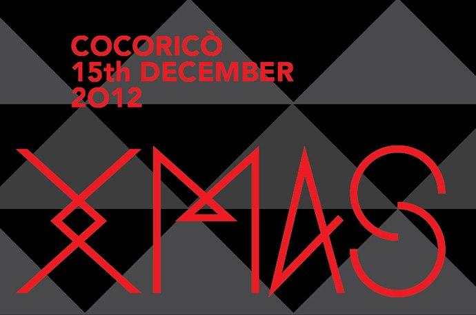DJ RALF COCORICO 15 DICEMBRE