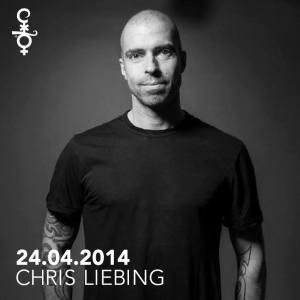 chris liebing cocorico 24 aprile 2014