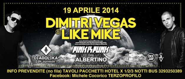 cocorico dimitri vegas like mike 2014 italia 19 aprile 2014