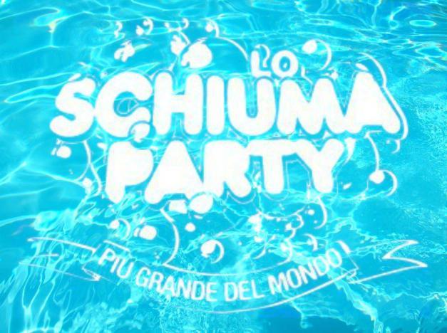 aquafan schiuma party 2014