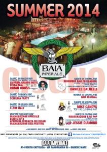 baia imperiale programma giugno 2014 sabato