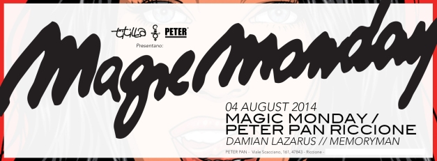 damian_lazarus_magic_monday_peter_pan