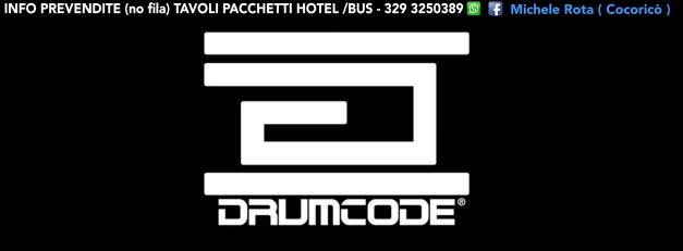 pasqua 2015 cocorico drumcode