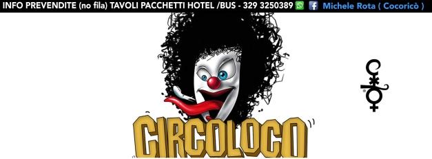 CIRCOLOCO COCORICO 30 APRILE 2015