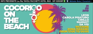cocorico on the beach 31 maggio 2015