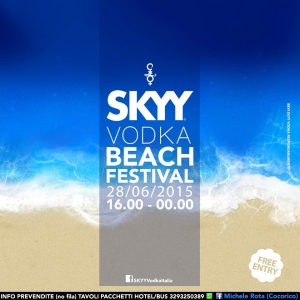 skyy vodka beach festival 2015