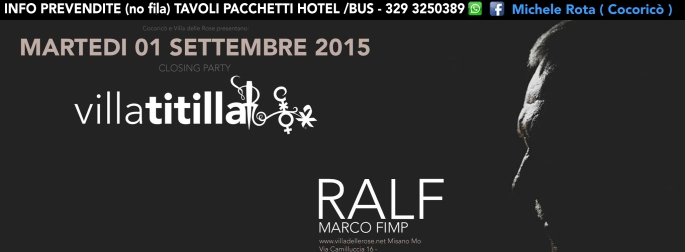 closing party 01 settembre 2015
