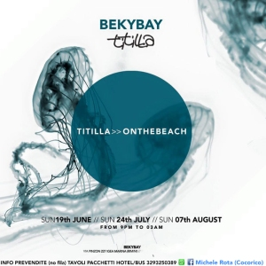 titilla on the beach al bekybay