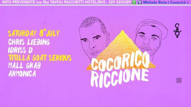 cocorico riccione chris liebing 08 07 2017