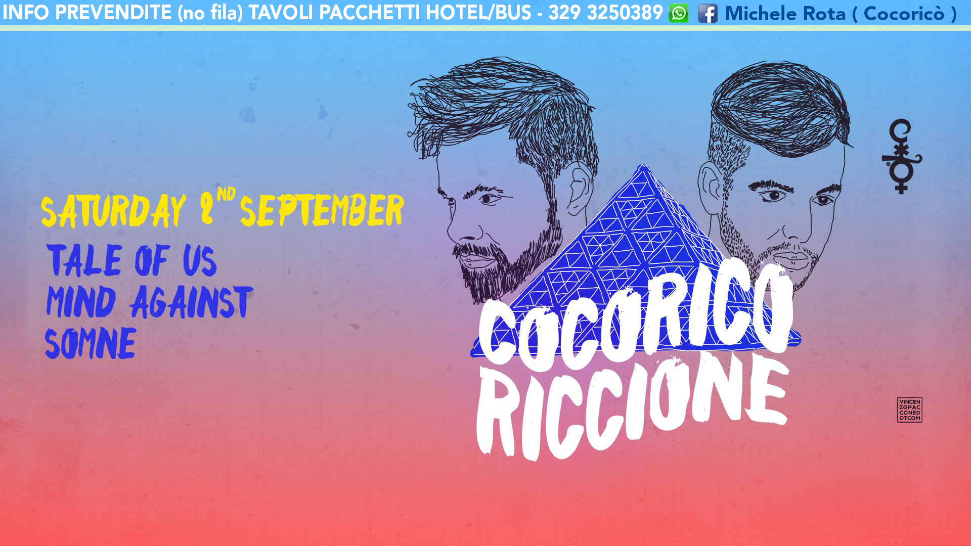 tale of us mind against cocorco riccione 02 09 2017