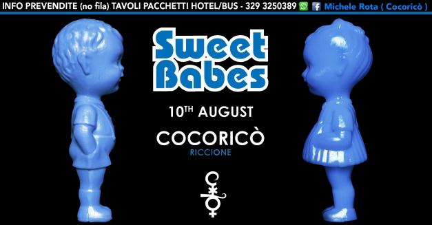 cocorico riccione sweet babes 10 08 2017