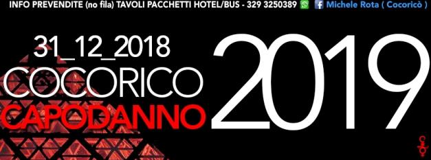 capodanno 2019 cocorico riccione ticket pacchetti hotel