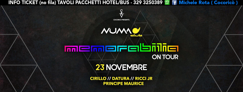 memorabilia numa bologna 23 novembre 2018 ticket pacchetti hotel